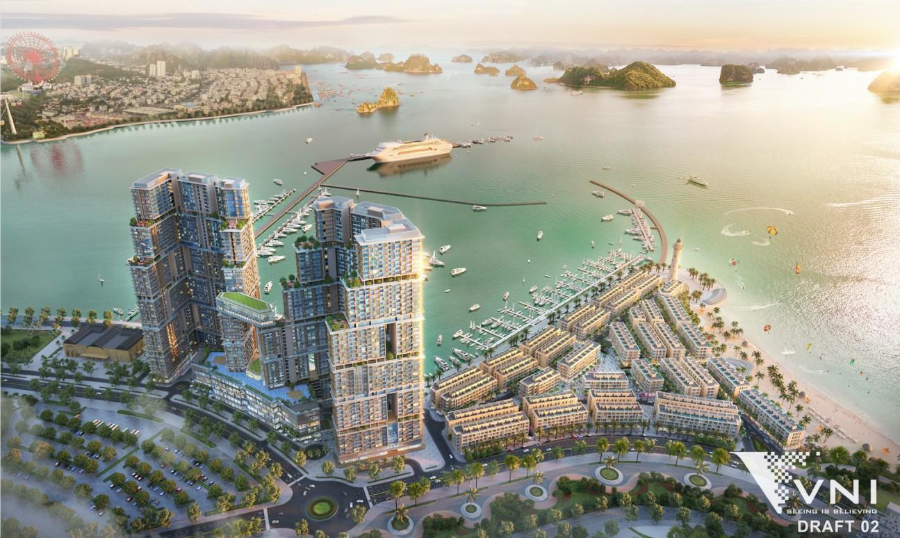 Dự án Sun Grand City Marina Hạ Long