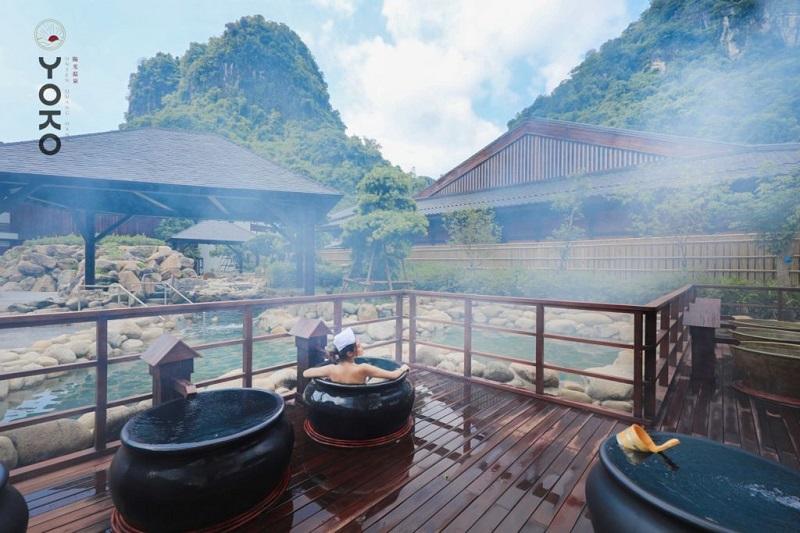 Dự án là điểm dừng chân số 1 của du khách khi lựa chọn du lịch nghỉ dưỡng
