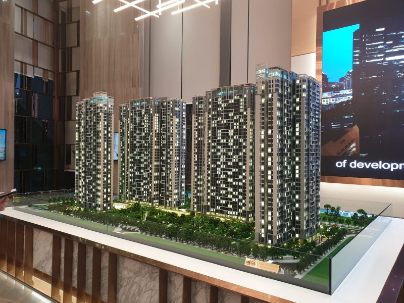 Dự án là nơi đáng sống bậc nhất tại phía Tây Hà Nội
