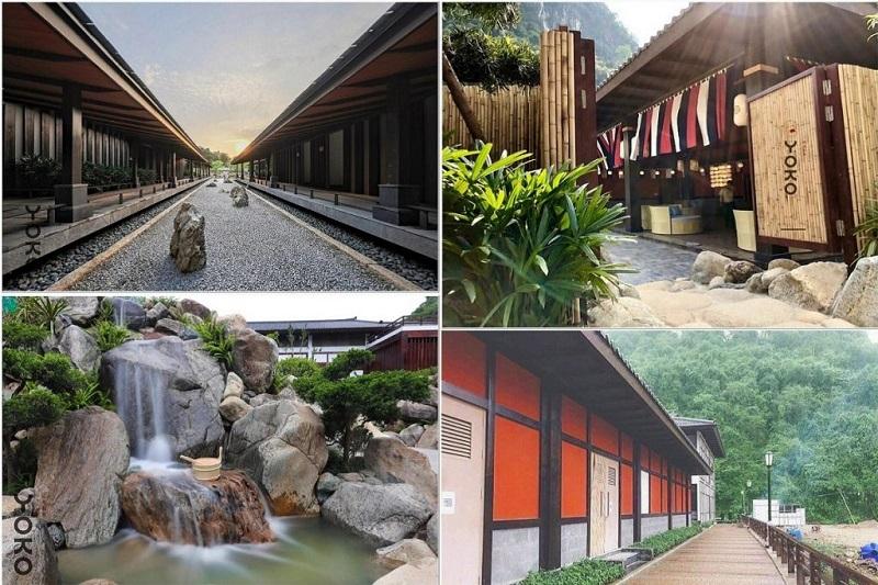 Dự án sở hữu hệ thống tiện ích mang đậm phong cách Nhật Bản