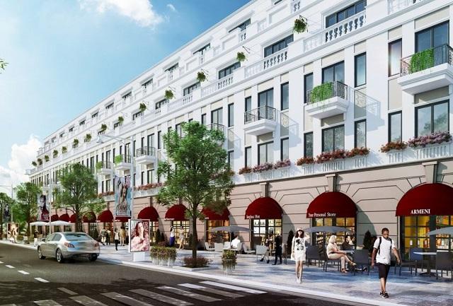 Được triển khai, xây dựng bởi tập đoàn bất động sản lớn nhất nhì Việt Nam, tiềm năng mua bán của Shophouse Vinhomes Vũ Yên Hải Phòng là rất lớn