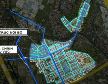 Hệ thống giao thông trong khu đô thị