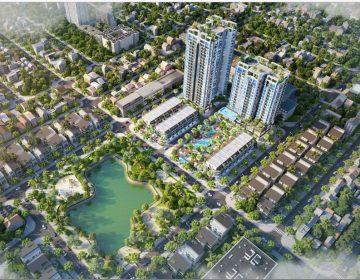 Chung Cư Bách Việt 2 Diamond Hill Bắc Giang | Giá Bán & Tiến độ 2021