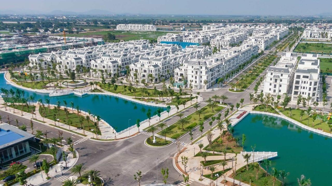 Vinhomes Thanh Hóa thực sự là một khu đô thị có cảnh quan cây xanh mặt nước siêu đẹp