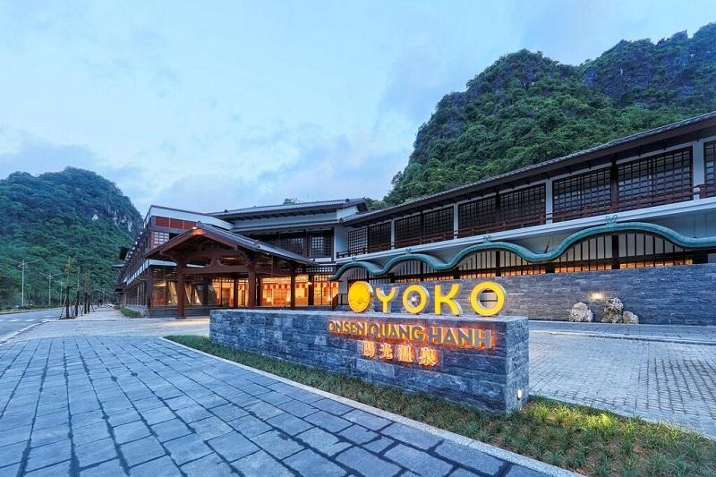 Yoko Onsen Quang Hanh là khu nghỉ dưỡng khoáng nóng đầu tiên tại Việt Nam theo phong cách Nhật