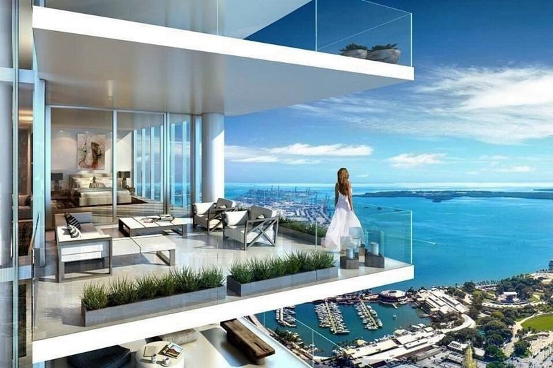Ảnh 4: Căn hộ Sun Grand City Marina được thiết kế sang trọng, hiện đại