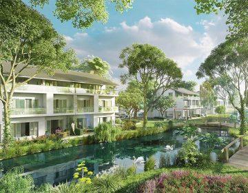 Ecopark Vinh Sông Lam Nghệ An | Giá Mở Bán & Vị Trị Tiến Độ 2021