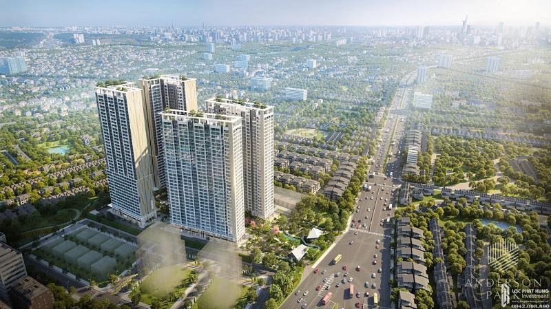 Lavita Thuận An (căn hộ, officetel, shophouse)