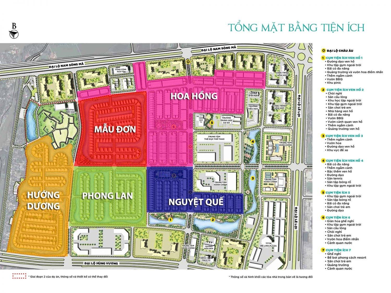 Mat Bang Vinhomes Star City Thanh Hoa 1 - Shophouse Vinhomes Star City Thanh Hóa   Giá Bán & Chính Sách 2021