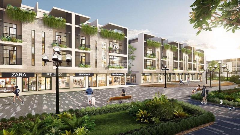 Shophouse Ecopark Sông Lam là nơi an cư lý tưởng và kinh doanh hấp dẫn