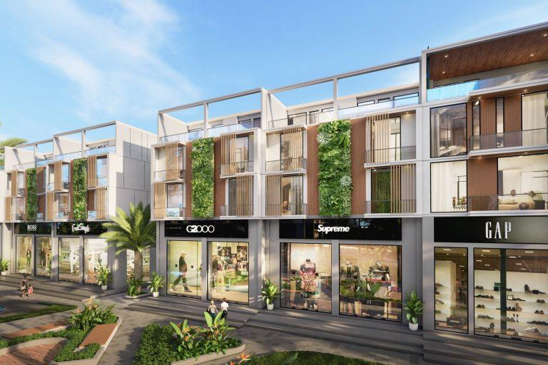 Shophouse Ecopark Vinh có tiềm năng kinh doanh lớn