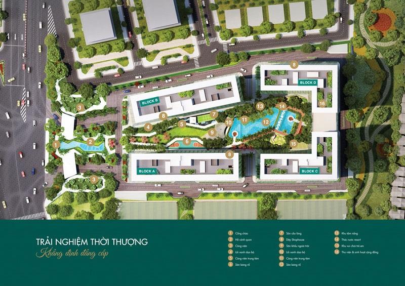 Thông tin tổng quan dự án Lavita Thuận An