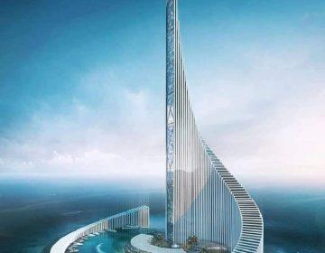 Ảnh 1: Domino Hạ Long là tòa tháp cao nhất Đông Nam Á với 99 tầng