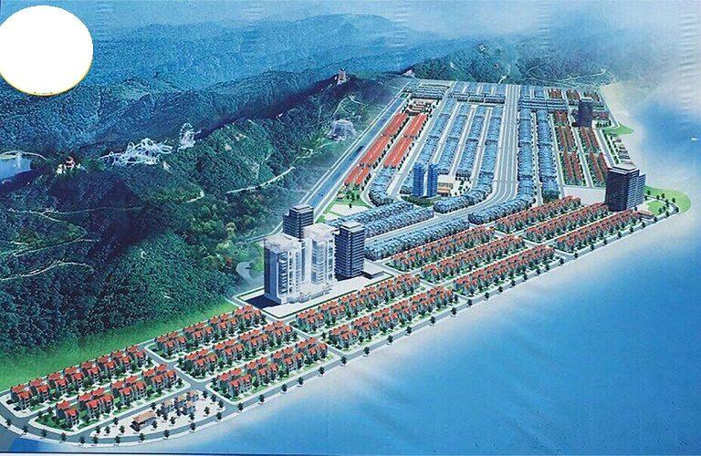 Ảnh 1: Dự án khu đô thị Phương Đông Vân Đồn