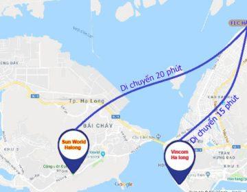 Dự án nằm tại khu vực có vị trí thuận lợi
