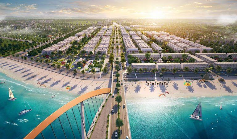 FLC Tropical City Hạ Long có thiết kế ấn tượng