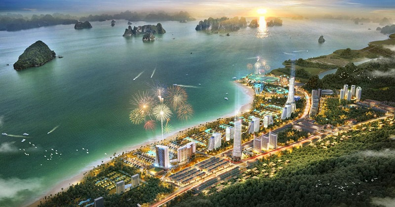 Tổng quan dự án Vega City Vân Đồn Quảng Ninh