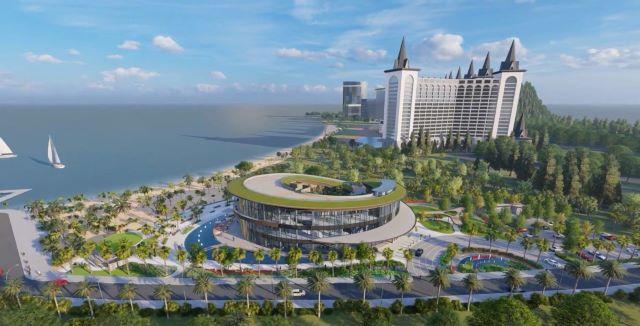 Hải Giang Merry Land Quy Nhơn là dự án mang tầm quốc tế với chuỗi tiện ích đẳng cấp