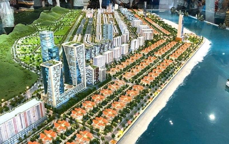 Thiết kế tổng quan dự án khu đô thị Phương Đông Vân Đồn