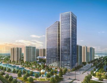 Giá cho thuê văn phòng TechnoPark Tower Ocean Park ưu đãi