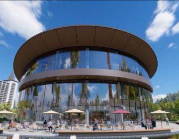 Mặt bằng dự án khu đô thị Hải Giang Merry Land rộng lớn với thiết kế độc đáo