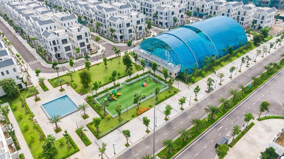 Tổng số các căn thấp tầng tại Vinhomes Star City Thanh Hóa là 1600 căn