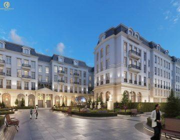 Biệt thự Grandeur Palace 138 Giảng Võ | Giá Mở Bán & Vị Trị Tiến Độ