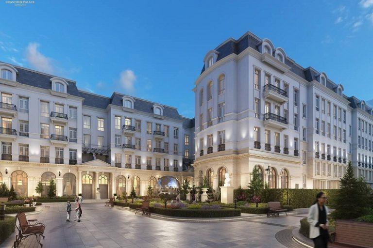 Grandeur Palace – biệt thự danh giá của giới thượng lưu