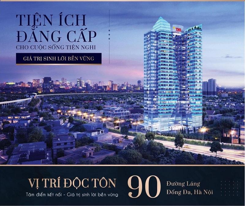 Giá bán căn hộ ưu đãi TNR The Nosta 90 Đường Láng