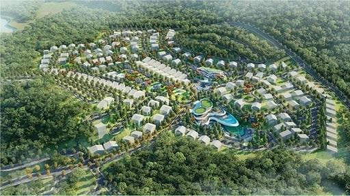 Phân khu C khu đô thị Xanh Villas Hòa Lạc